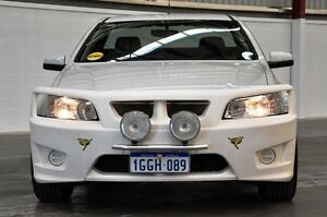 2011 Holden Ute VE II Omega White 4 Speed Automatic Utility Thornlie Gosnells Area Preview