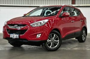 2015 Hyundai ix35 LM3 MY15 Elite AWD Red 6 Speed Sports Automatic Wagon Thornlie Gosnells Area Preview