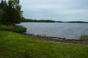267 acres farm near Desbarats 800' on Caribou lake