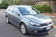2010 Volkswagen Golf VI MY10 118TSI DSG Comfortline Grey 7 Speed Sports Automatic Dual Clutch Wagon Brompton Charles Sturt Area Preview