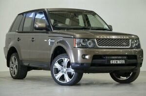 2011 Land Rover Range Rover Sport L320 11MY TDV6 Autobiography Bronze 6 Speed Sports Automatic Wagon Mascot Rockdale Area Preview