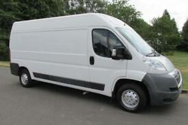 2011 (11) Citroen Relay 2.2HDi ( 120hp ) 35 L3H2 Enterprise Special Edition
