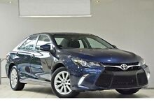 2015 Toyota Camry ASV50R MY15 ATARA S 8,000KMS Blue 6 Speed Automatic Sedan Wangara Wanneroo Area Preview