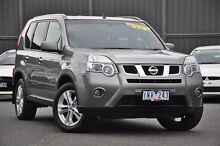 2011 Nissan X-Trail T31 Series IV ST-L Grey 1 Speed Constant Variable Wagon Knoxfield Knox Area Preview