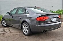 2012 Audi A4  Grey Constant Variable Sedan Burwood Whitehorse Area Preview