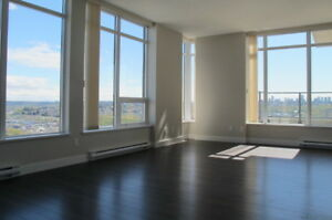 Burnaby Brentwood Town Centre 2Bed 2Bath + Den Apt for Rent!