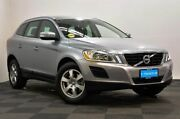 2011 Volvo XC60 DZ MY11 T5 PwrShift Silver 6 Speed Sports Automatic Dual Clutch Wagon Edgewater Joondalup Area Preview
