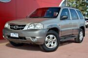 2004 Mazda Tribute MY2004 Classic Gold 4 Speed Automatic Wagon Dandenong Greater Dandenong Preview