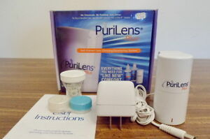 Soft Contact Lenses Cleaning and Disinfecting System