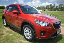2013 Mazda CX-5 KE1031 MY14 Maxx SKYACTIV-Drive AWD Sport Red 6 Speed Sports Automatic Wagon Vincent Townsville City Preview