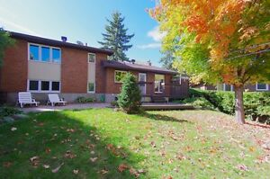 Four bedroom house in Kanata for rent