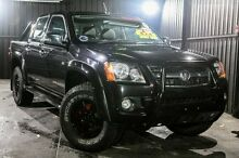 2011 Holden Colorado RC MY11 LT-R Crew Cab Black 5 Speed Manual Utility Wangara Wanneroo Area Preview
