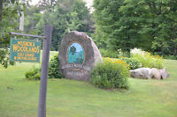 Muskoka Woodlands Golf Course and Driving Range on 111 acres
