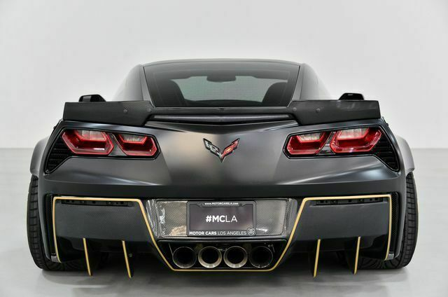2015 Black Chevrolet Corvette Stingray Z51 | C7 Corvette Photo 8