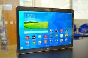 "Samsung Galaxy Tab S, WiFi + Cellular, 10.1"" Screen, 16 GB, Supports SD Card, Comes with Warranty"