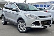 2016 Ford Kuga TF MY16 Trend PwrShift AWD Moondust Silver 6 Speed Sports Automatic Dual Clutch Wagon Dandenong Greater Dandenong Preview