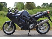 BMW F800ST, ABS, Luggage, BMW fitted Akrapovic, low mileage, REDUCED
