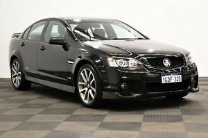 2011 Holden Commodore VE II MY12 SS V Black 6 Speed Manual Sedan Thornlie Gosnells Area Preview