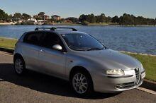 2004 Alfa Romeo 147 2.0 Twin Spark Silver 5 Speed Manual Hatchback Croydon Burwood Area Preview