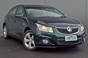 2014 Holden Cruze Green Sports Automatic Hatchback Cranbourne Casey Area Preview