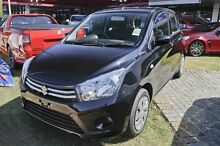 2015 Suzuki Celerio LF  5 Speed Manual Hatchback Mount Gravatt Brisbane South East Preview