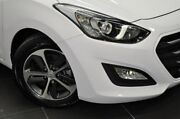 2015 Hyundai i30 GD4 Series II MY16 Active X White 6 Speed Sports Automatic Hatchback Reynella Morphett Vale Area Preview