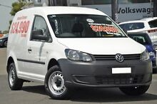 2014 Volkswagen Caddy 2KN MY15 TDI250 SWB White 5 Speed Manual Van Liverpool Liverpool Area Preview