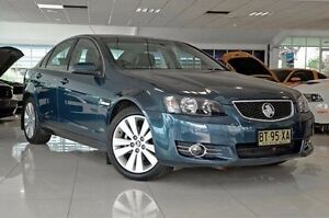 2012 Holden Commodore VE II MY12.5 Z Series Blue 6 Speed Sports Automatic Sedan Dandenong Greater Dandenong Preview