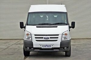 2013 Ford Transit VM MY13 Mid Roof White 6 Speed Manual Bus Seaford Frankston Area Preview