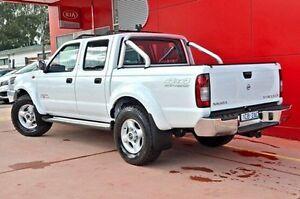 2014 Nissan Navara D22 S5 ST-R White 5 Speed Manual Utility Dandenong Greater Dandenong Preview