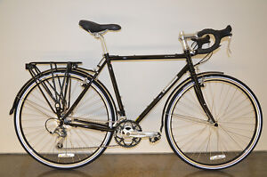 New Jamis Aurora Touring All Weather Road Bicycle