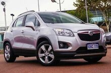2013 Holden Trax TJ MY14 LTZ Silver 6 Speed Automatic Wagon Glendalough Stirling Area Preview