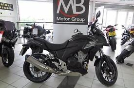 2013 HONDA CB 500 XA D CB500XA D ABS 470cc Nationwide Delivery Available