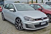 2014 Volkswagen Golf VII MY15 GTI DSG Silver 6 Speed Sports Automatic Dual Clutch Hatchback Dandenong Greater Dandenong Preview