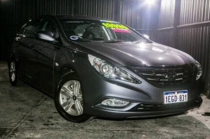 2012 Hyundai i45 YF MY11 Active Grey 6 Speed Auto Seq Sportshift Sedan Wangara Wanneroo Area Preview