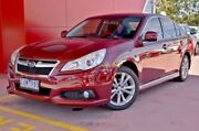 2013 Subaru Liberty B5 MY13 2.5i Lineartronic AWD Red 6 Speed Constant Variable Sedan Dandenong Greater Dandenong Preview