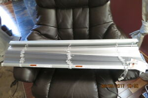 "Blinds - Aluminum 41"" wide x 80"" long"