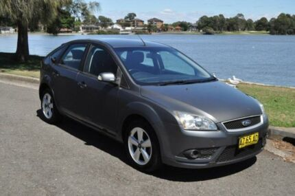 2008 Ford Focus LT 08 Upgrade LX Grey 4 Speed Automatic Hatchback