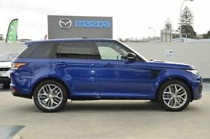 2015 Land Rover Range Rover Sport L494 16MY Estoril Blue 8 Speed Sports Automatic Wagon Brookvale Manly Area Preview