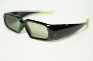 NVIDIA Perfect condition 3D Vision glasses (NEGOTIABLE)