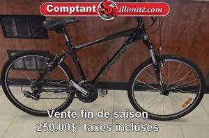 Chez Comptantillimite.com, est en liquidation de fin de saison sur tous nos vélos en magasin, 819-200-3333