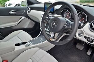 2016 Mercedes-Benz A200 Silver Sports Automatic Dual Clutch Hatchback Burwood Whitehorse Area Preview