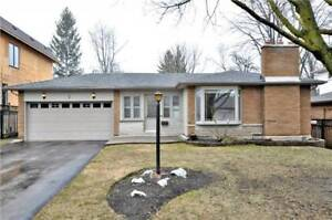 Detached Markham Unionville Home for Rent 4beds+2.5 bath