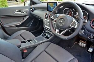 2016 Mercedes-Benz A250  Red Sports Automatic Dual Clutch Hatchback Burwood Whitehorse Area Preview