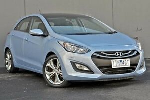 2013 Hyundai i30 Blue Sports Automatic Hatchback Cranbourne Casey Area Preview