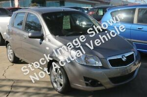 2010 Holden Barina TK MY11 Grey 4 Speed Automatic Hatchback Condell Park Bankstown Area Preview