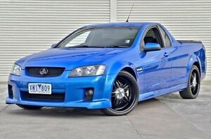 2010 Holden Ute VE MY10 SS Blue 6 Speed Sports Automatic Utility Seaford Frankston Area Preview