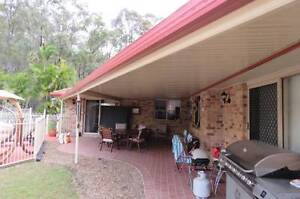 Used C'bond Skillion Pergola 4 L shaped outdoor area Pacific Pines Gold Coast City Preview