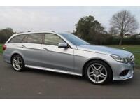 2013 (63) Mercedes-Benz E220 2.1CDI ( 170bhp ) 7G-Tronic Plus AMG Sport