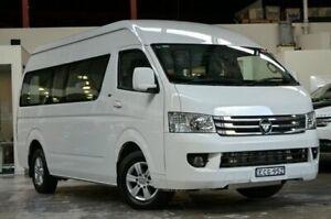 2015 Foton View K1 NA CS2 TRANSOR White Manual Van
